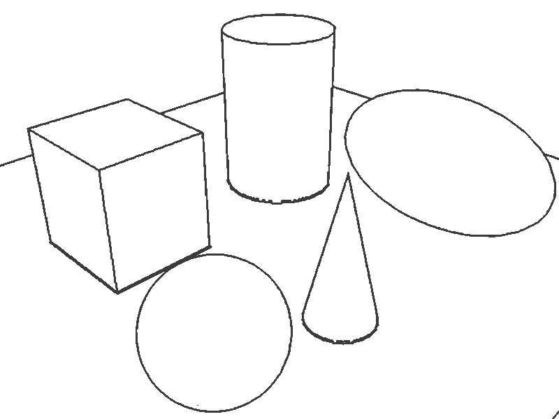 Basic Geometry outlines
